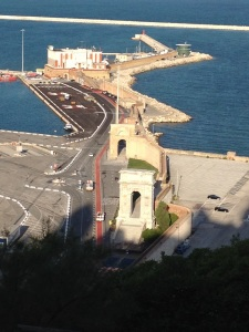 Ancona, arco di Traiano