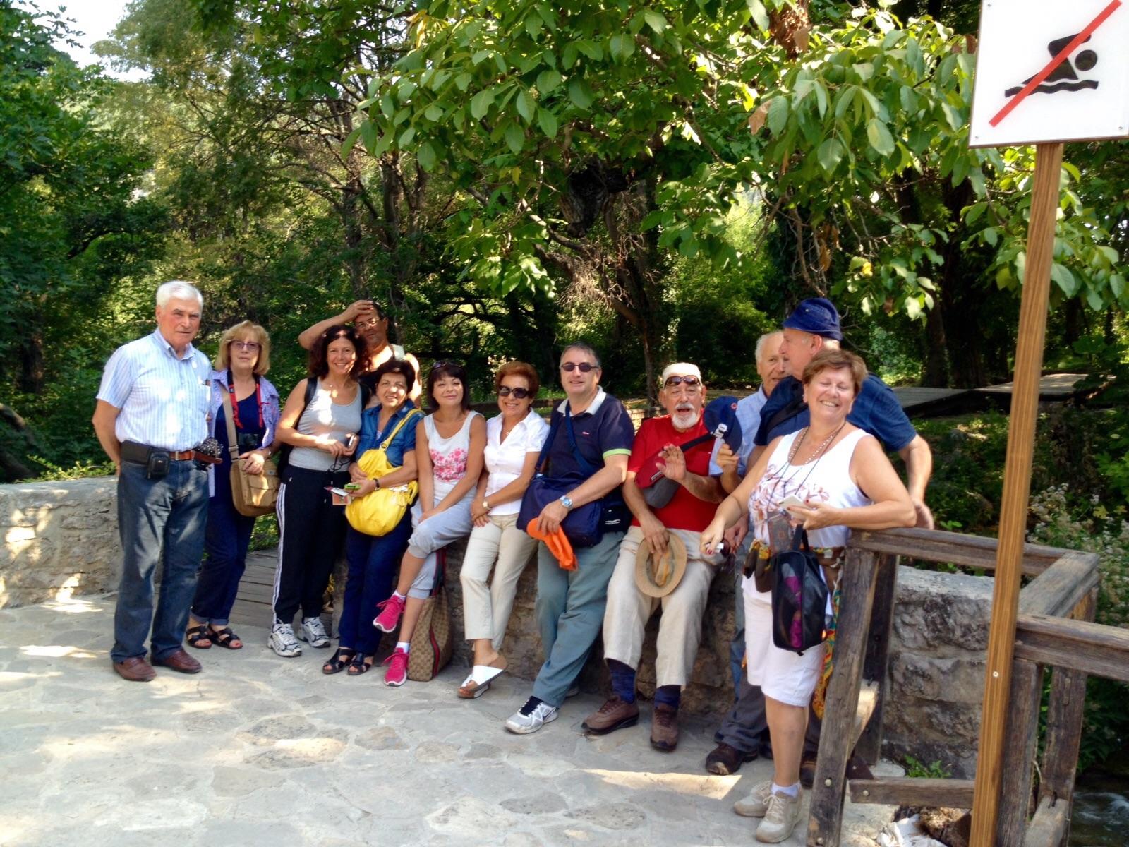 Gruppo Anagni Viva al Parco della Kerka